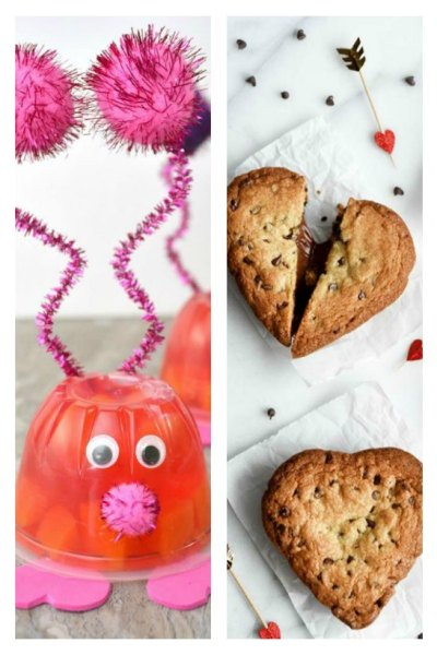 Easy Valentines Day Treats For kids