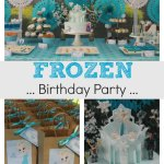 Stunning Frozen Party