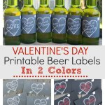 The best beer labels for Valentines day