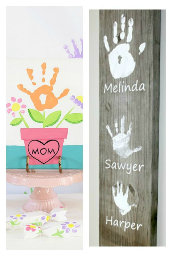 10 Of The Best Handprint Crafts For Mother S Day