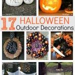 17 Outdoor Halloween Decorations