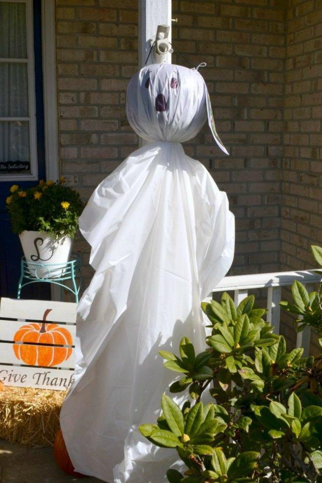Halloween Boo Ghost