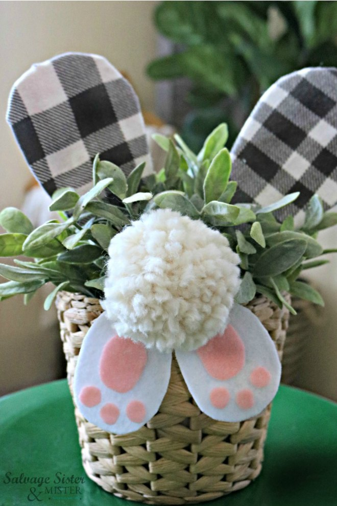 Bunny But Craft