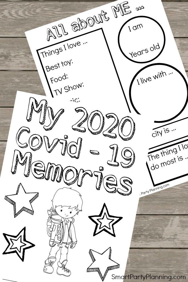 Coronavirus memories
