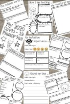Social isolation memory pack worksheets