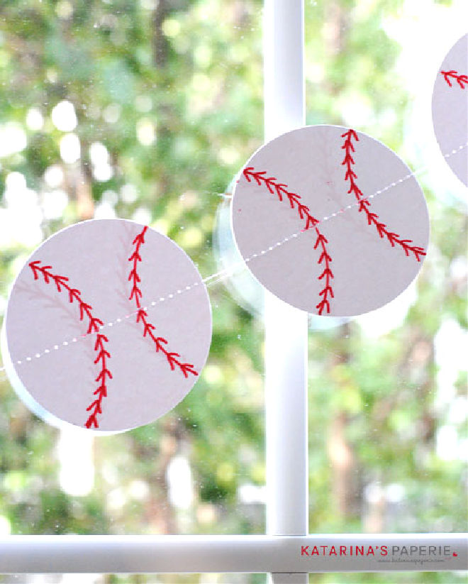 Baseball Bunting