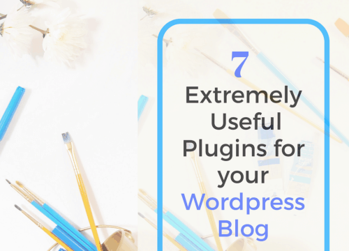 7 Extremely Useful Plugins for your WordPress Blog