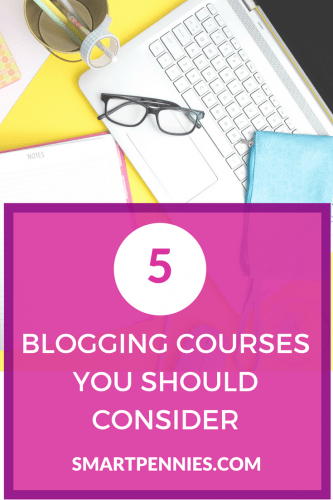 5 Great Beginners Blogging Courses- Review of Paid Courses - Blogging Lifestyle DIY & Crafts
