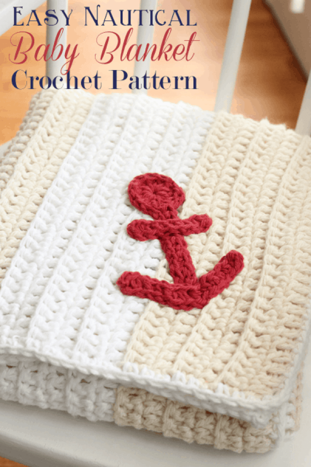 11 Nautical Inspired knitting and crochet design ideas - Blogging ...
