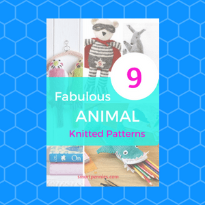 9 Knitted Animal Patterns for Fabulous handmade gifts