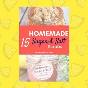 15 Top Homemade DIY Sugar and Salt Scrubs