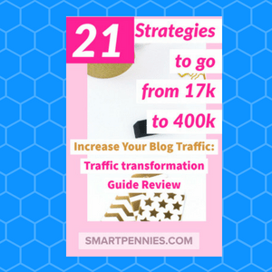 Traffic transformation Guide Review: Increase Your Blog Traffic - Blogging Lifestyle DIY & Crafts