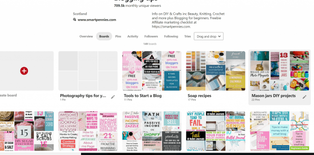 Strategy I used to go from 260k monthly views on Pinterest to over 600k monthly views