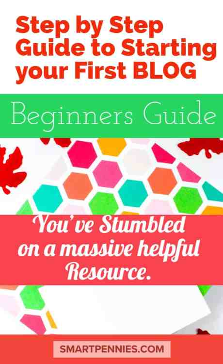 How to Start a blog - Blogging Lifestyle DIY & Crafts