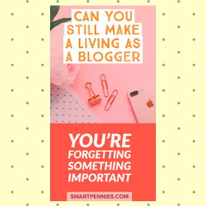 Should you stop blogging: Fix your blog when it isn't making money!