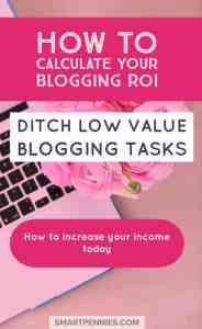 How one top blogger exploded her income using this method. Find out how you to can calculate your own blogs ROI with three simple equations. Give yourself permission to ditch those low value tasks today.