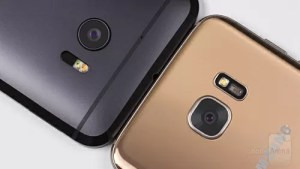 HTC10とGalaxy S7 edgeカメラ比較