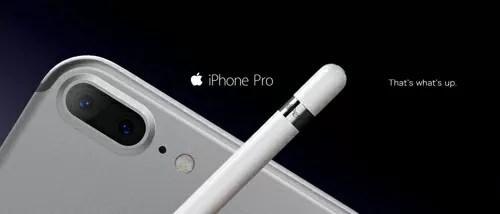 iPhone7 PlusはiPhone7 Pro?Apple Pencil使用可能?!