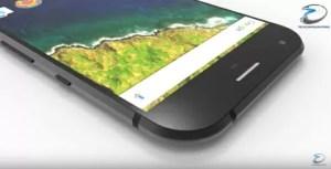 Nexus MarlinとSailfishのレンダリング動画