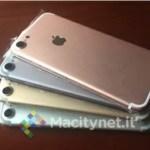 iPhone7のカラバリは変化なし