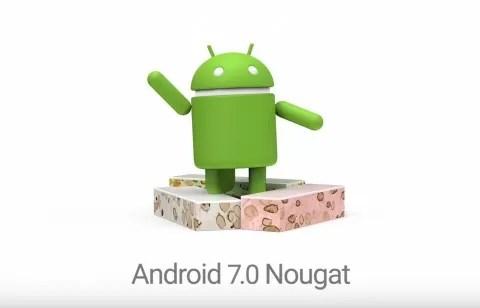 Nexus シリーズがAndroid7.0 Nougatアップデート