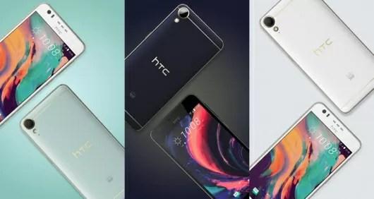 HTCがDesire 10 ProとDesire 10 Lifestyleを発表!