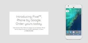Google Pixel/Pixel XLの新画像