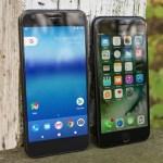 Google PixelとiPhone7のベンチマーク・性能徹底比較!