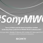 ソニーが2月27日のMWC2017でG3112、G3221を発表?プレスカンファレンス開催へ