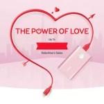 Ankerがバレンタインセールでモバイルバッテリーなどを15%オフ!