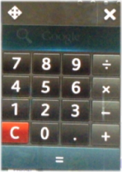 small app calculater01c