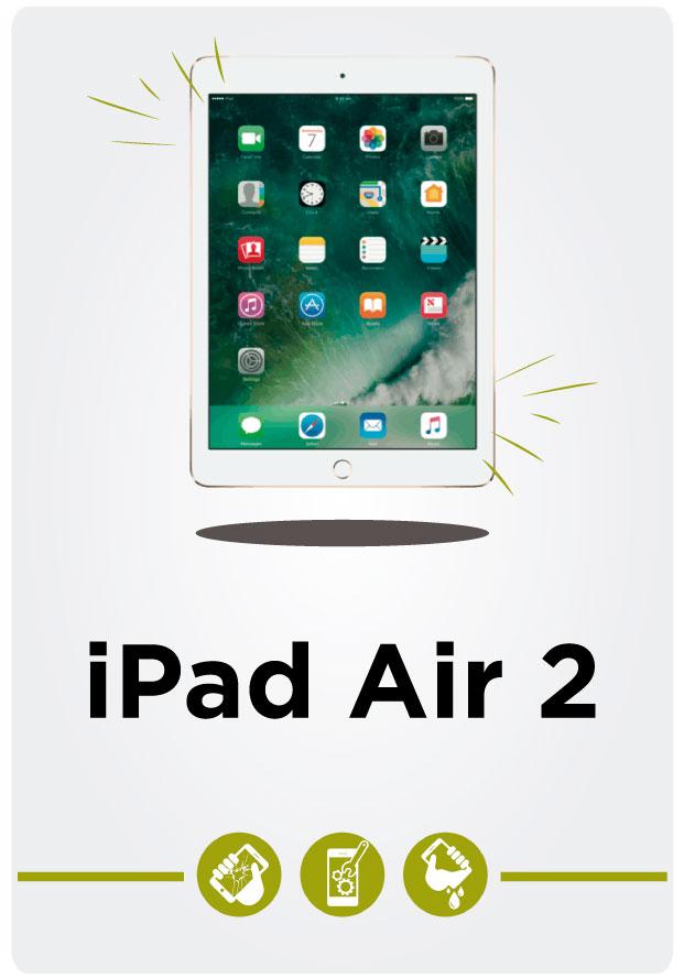 Reparación de iPad Air 2