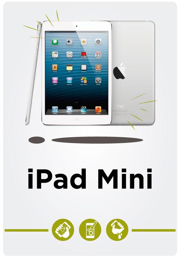 Reparación de iPad mini