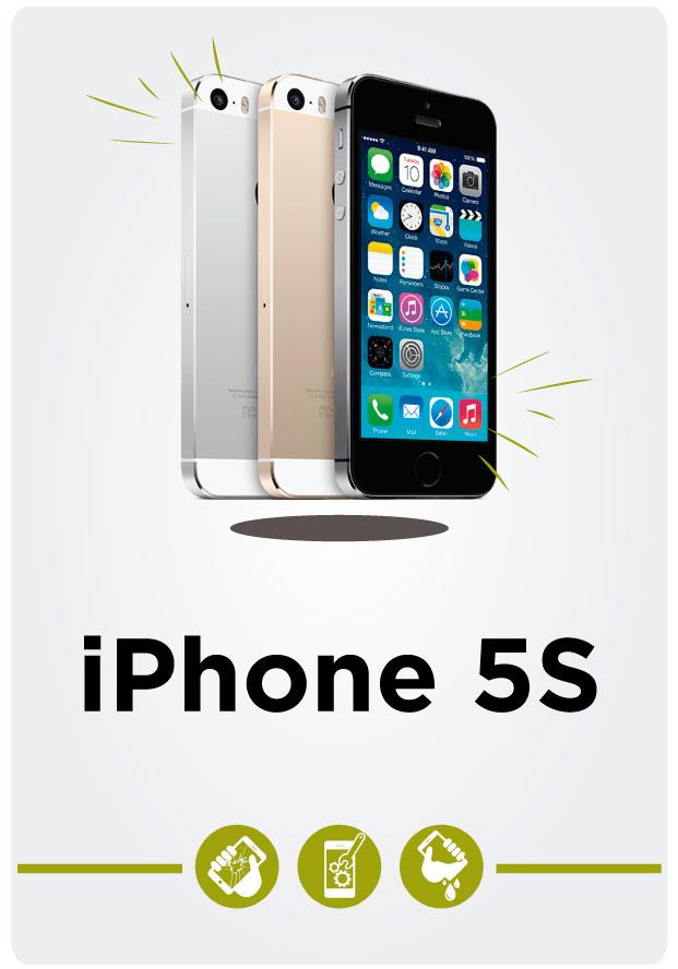 Reparación de iPhone 5s