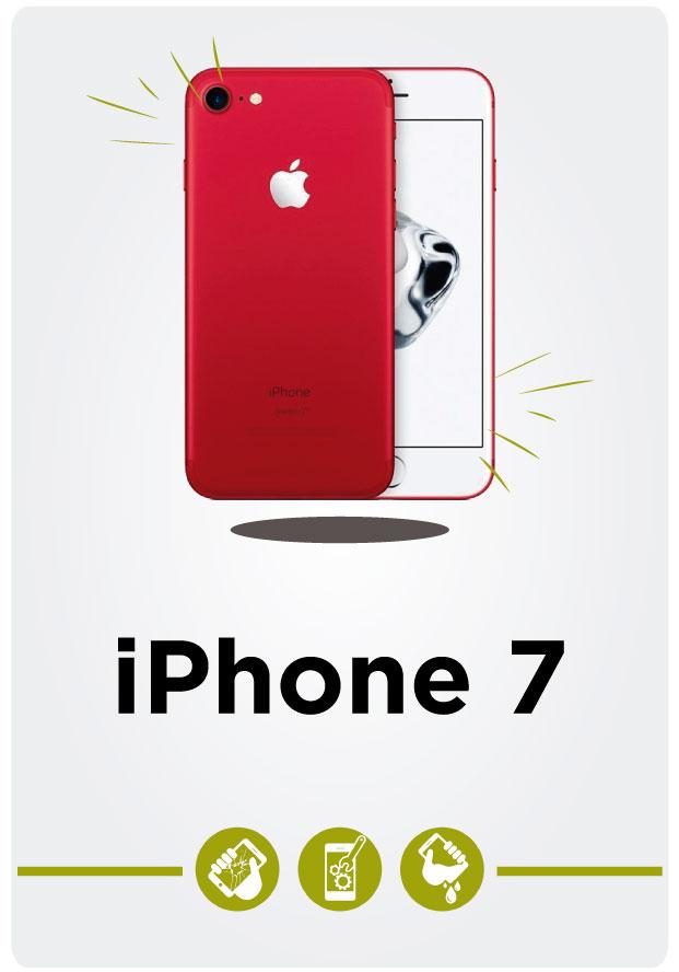 Reparación de iPhone 7