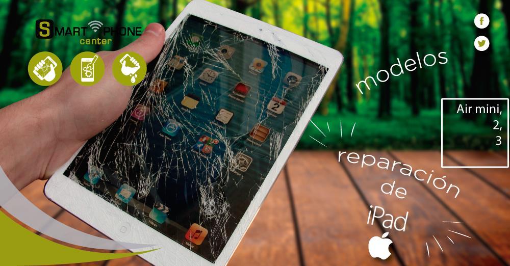 iPad estrellado o mojado ? – SMARTPHONE center