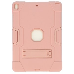 iPad Air (2019) 10.5 inch roze Shockproof Case achter