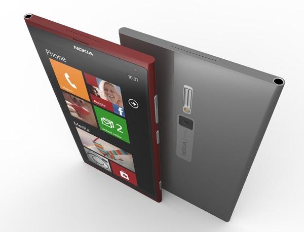 Next Nokia Lumia 920 - Nokia Catwalk