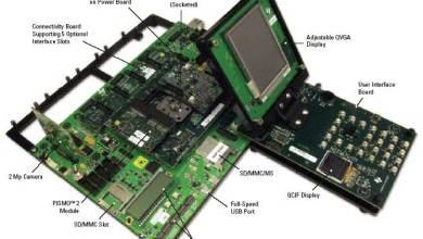 Handy-Prozessor-CPU