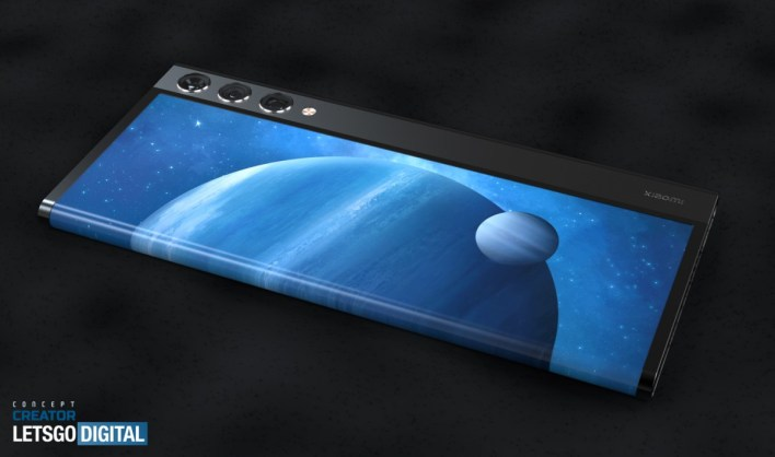 Xiaomi Rollable Smartphone-1
