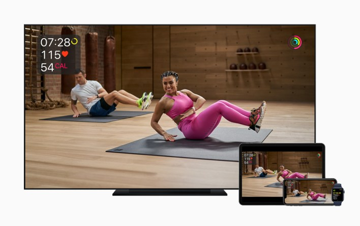 Apple Fitness+ TV