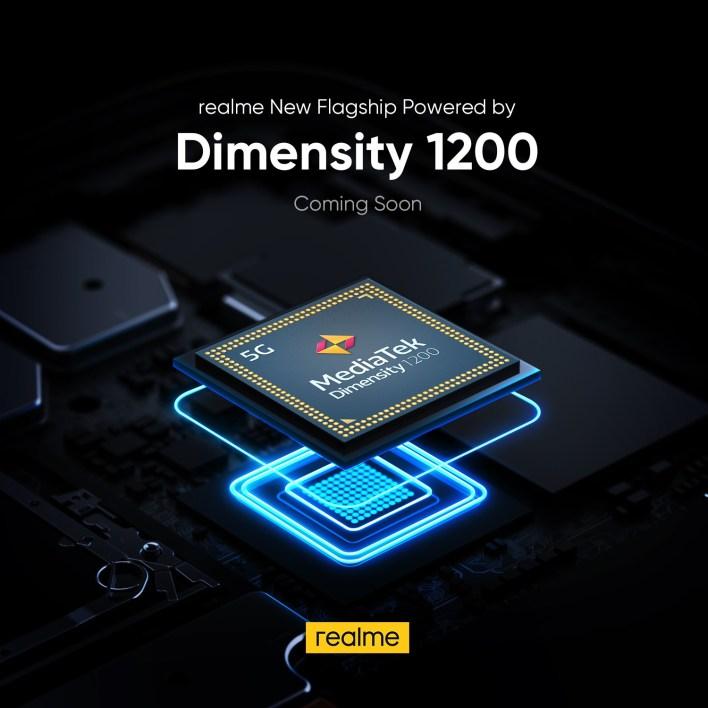Realme X9 Mediatek Dimensity 1200