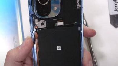 Xiaomi Mi 11 Innenleben