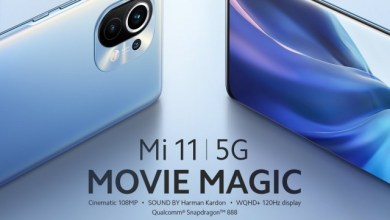 Xiaomi Mi 11 Singapur