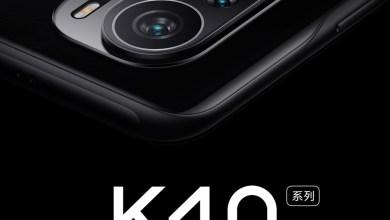 Xiaomi Redmi K40 Teaser