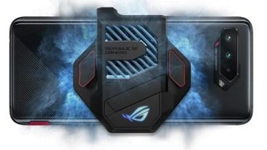 Asus ROG Phone 5 Cooler