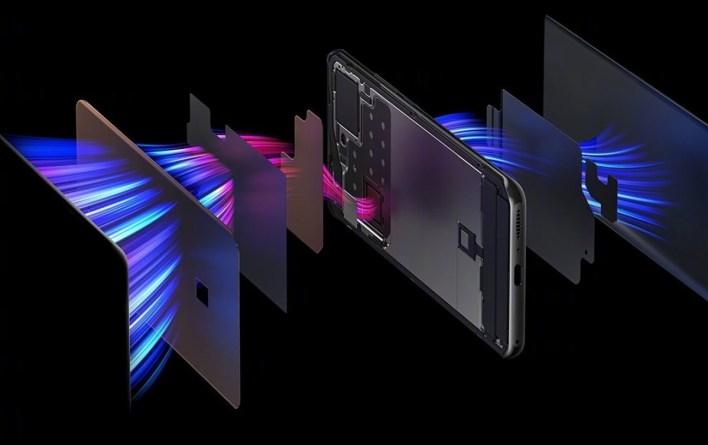 Xiaomi Mi 11 Ultra Cooling Vacuum Chamber