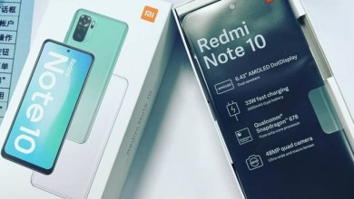 Xiaomi Redmi Note 10 Leak