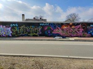 Vivo X51 5G Graffiti