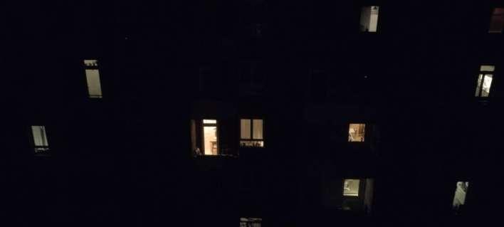 Vivo Y20s Nacht